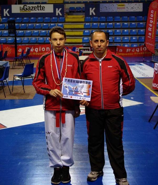 Championnat de France de TAEKWONDO Cadets