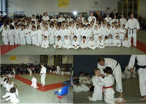 Challenge de Judo interne CTAM