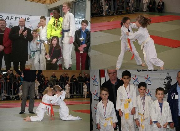 Challenge de judo