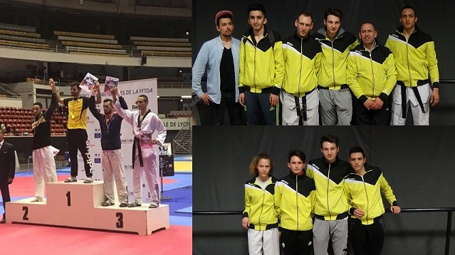 Taekwondo Championnats de France Seniors et Juniors