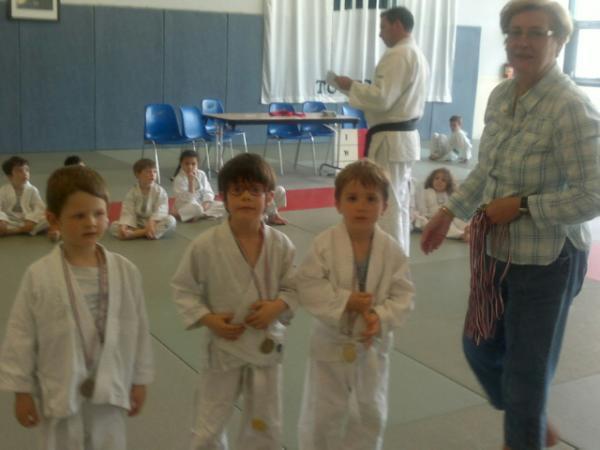 Petit Challenge de Judo au sein du CTAM