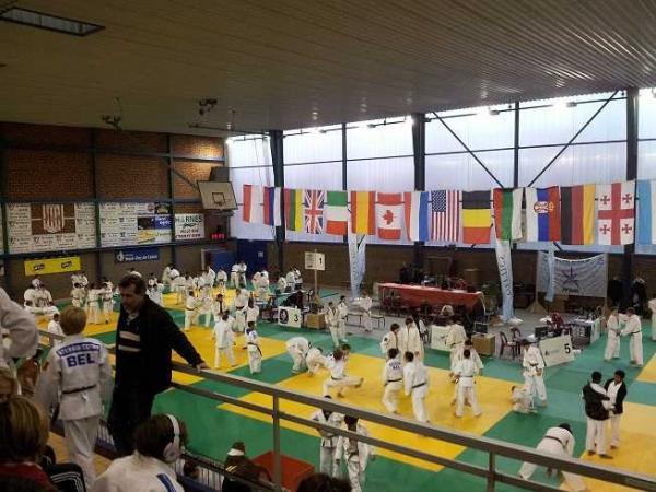 Championnat International de Harnes