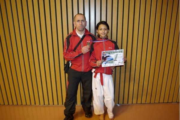Championnats de France Clermont-Ferrand 12 et 13 Janvier 2013