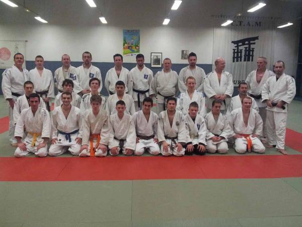 Passage de ceinture, Judo, Alain