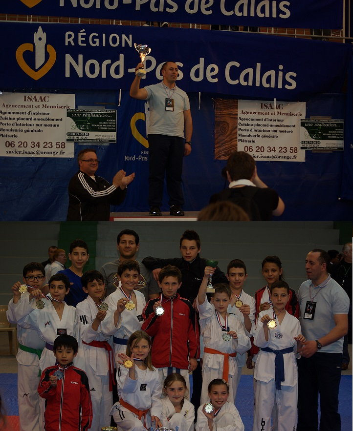 Open International de Proville le 11 et 12 Mai 2013
